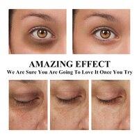 Breylee Vitamin C Eye Cream Whitening Dark Circle Eyebag Removal Brighten Skin Ageless Vc Eyes Serum Anti-Wrinkles Eye Care 20g 4