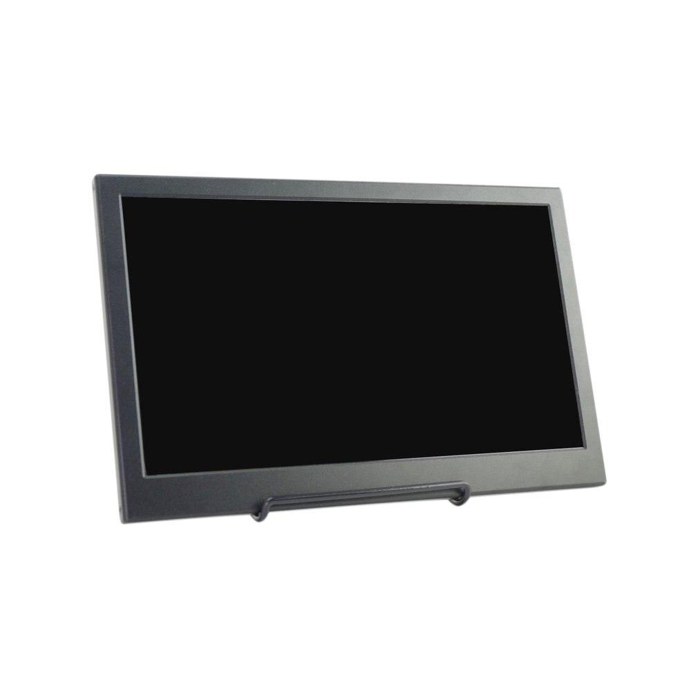 13.3 polegada Monitor Portátil HDMI 1920x1080 IPS HD Display LED Monitor de Computador com Estojo De Couro para PS4 Pro /Xbox/Telefone