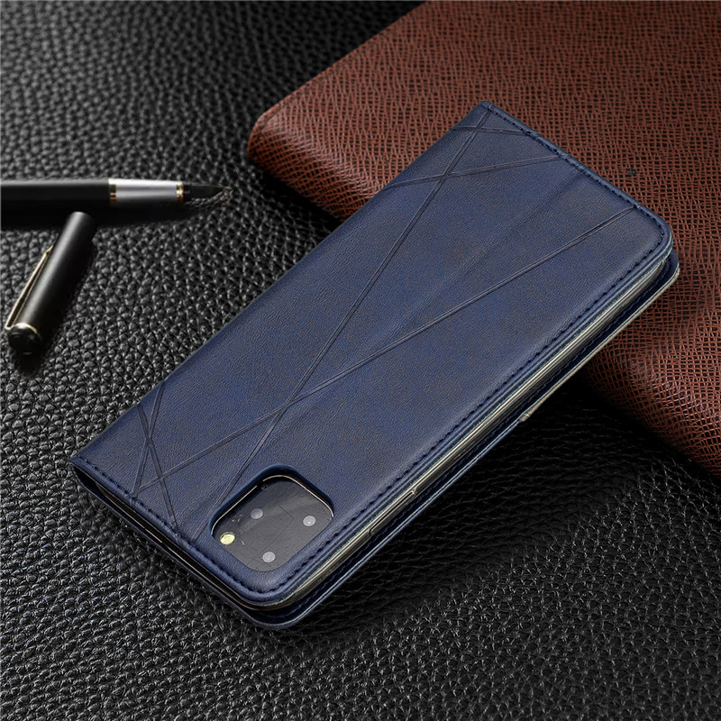 Luxury Flip Leather Wallet Case for iPhone 11/11 Pro/11 Pro Max 12