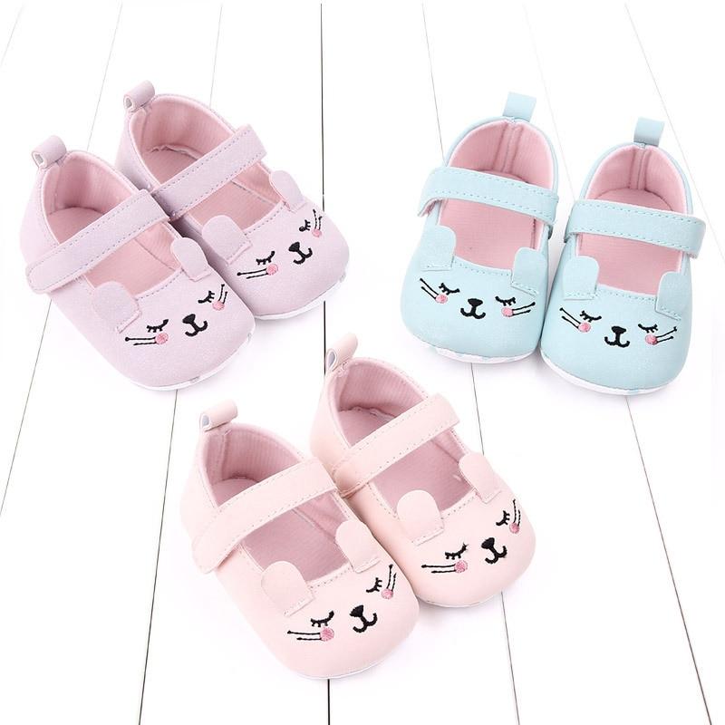 Baby Ondiepe Mond Enkele Schoenen Vrouwen 0 1 Prinses Schoenen En Najaar Nieuwe Producten Lederen Schoenen Baby 'S schoenen Peuter Sho-in Schoen Rekken & Organizers van Huis & Tuin op title=