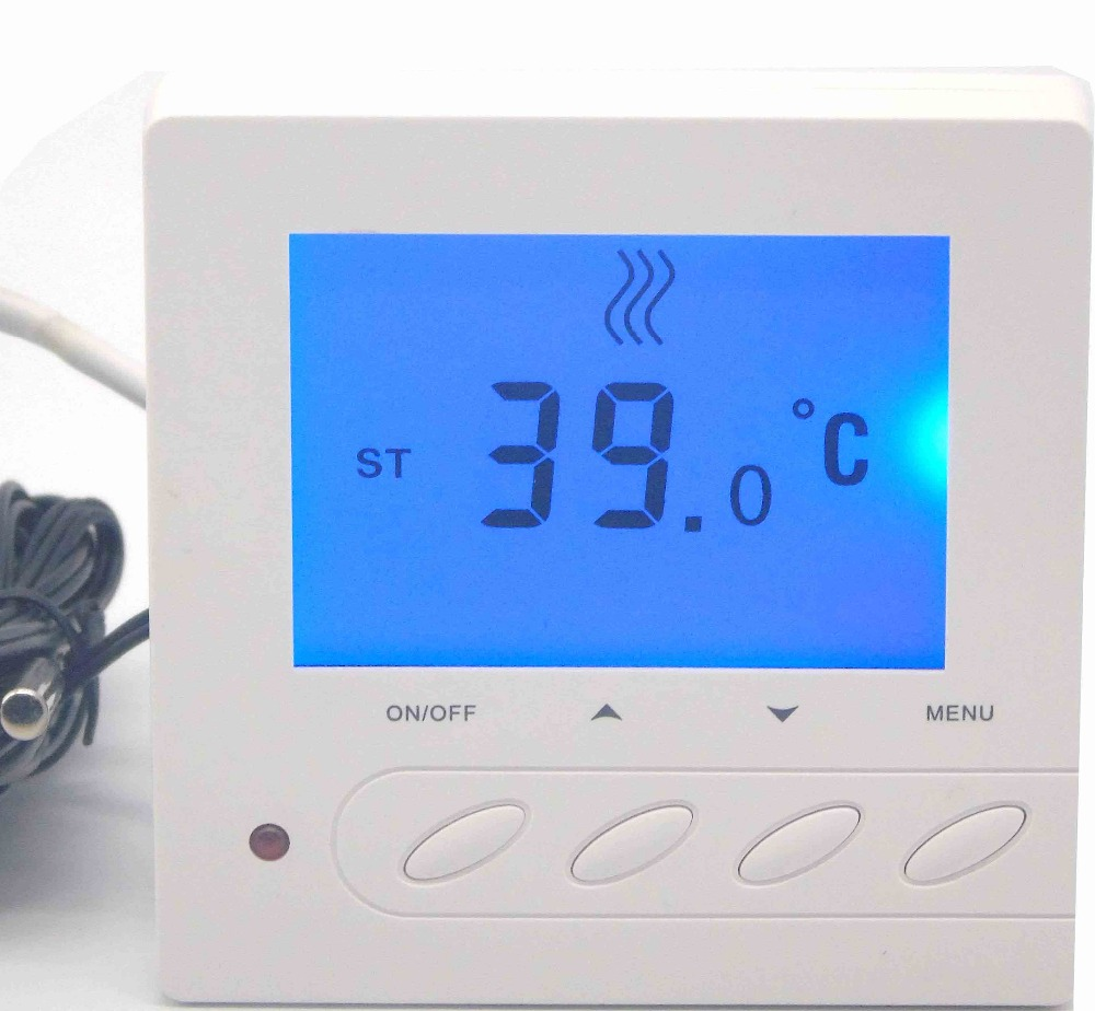 Smart Water Floor Heating Thermostat Temperature Smart Life Thermostat Fan Coil Air Conditioner Thermostat Boiler