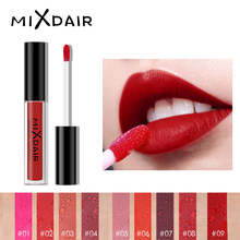 Mixdair Rossetto Opaco Rossetto Trucco Lip Stick Impermeabile Liscio Lip Tint di Lunga Durata Lip Gloss Cosmetici di Bellezza Professionale Make Up(China)