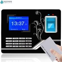 Программное обеспечение поддерживает TCP/IP/USB/U диск отпечатков пальцев посещаемость времени машина F20 ID карта Батарея