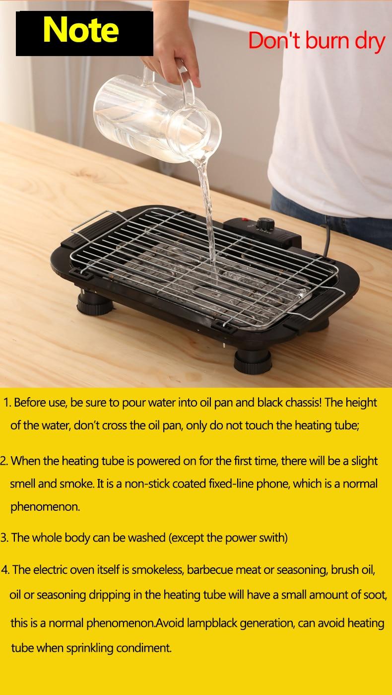 fumaça churrasco grill raclette pan grelha elétrica