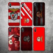 цены на Yinuoda Sport Lisboa e Pizzi FC Phone Case Picture For Rafa Silva Silicon Soft TPU Cover For iPhoneX XR XS MAX 7 8 7plus 6 6S  в интернет-магазинах