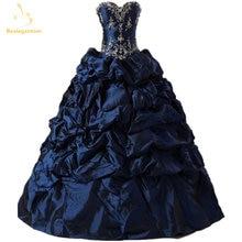 Bealegantom наличии милое Пышное Платье 2021 бальное платье