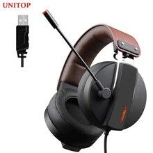 NITOP Xiberia S22 Stereo Gaming Headset 3.5MM Surround Bass