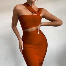Srubí-Vestido largo ajustado para mujer, vestido Sexy de fiesta, midi, para fiesta de verano