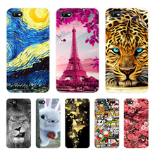 OPPO A1K Case Silicone TPU Protective Cover Cartoon Phone