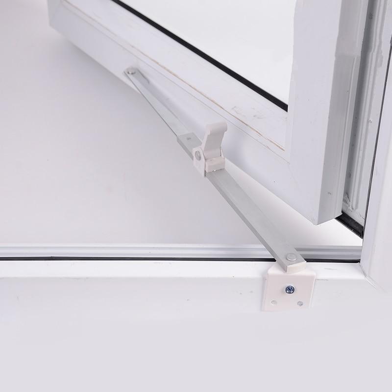 Plastic Steel Window Sliding Wind Bracing Limiter Telescopic Window Fixed Limiter Angle Controller Door  Window Accessories