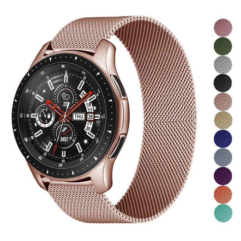 Купить 18 мм ремешок для наручных часов huawei watch w1 & fit nokia