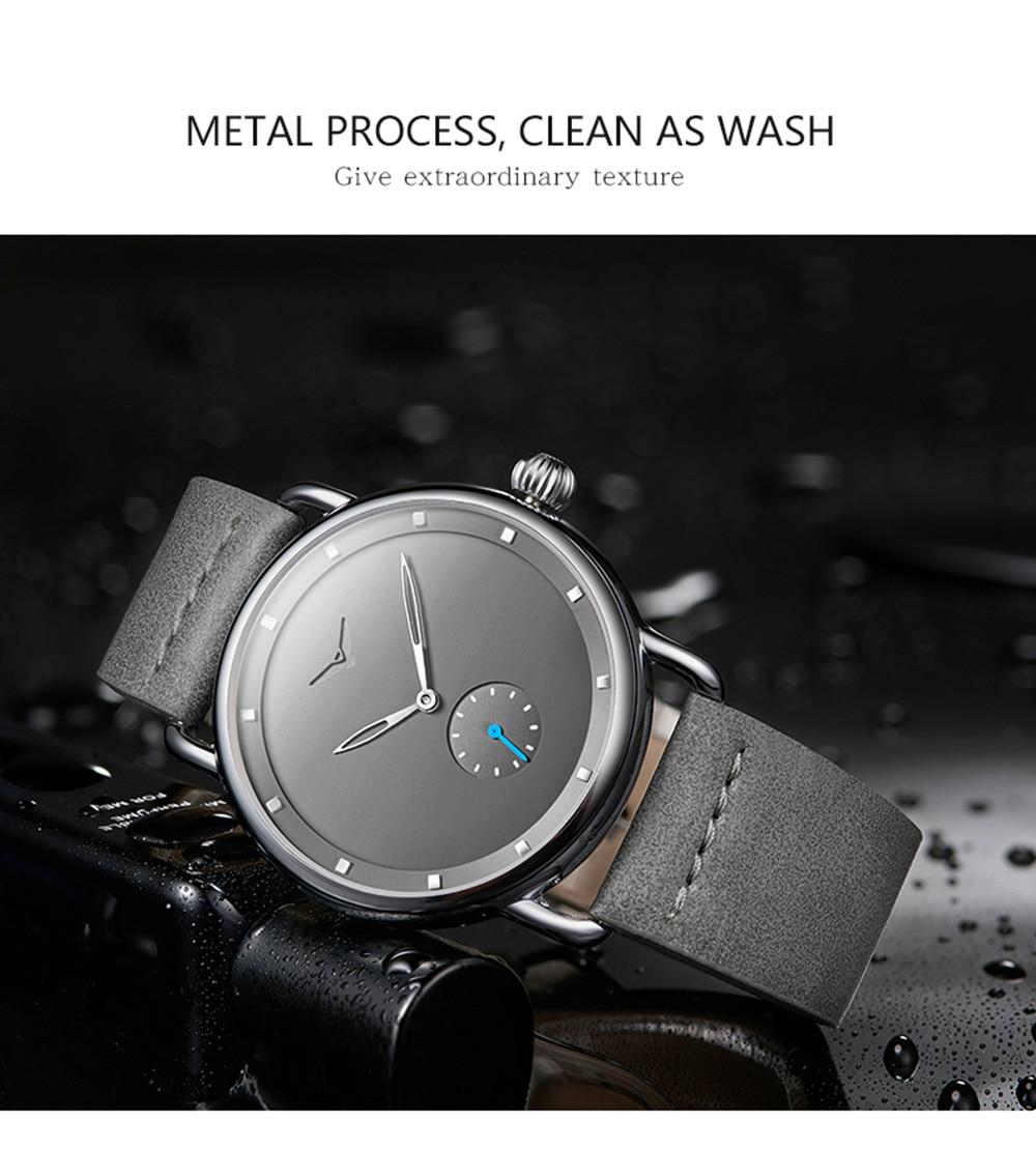 H6c5fc1996e6d483c98281434dc0c7685J ONOLA top brand leather men watches clock fashion sport simple casual waterproof Wrist watch men relogio masculino