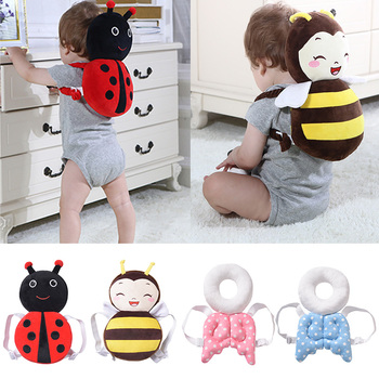 Baby Head Protection Pad Toddler Headrest Pillow Baby Neck Cute Wings Nursing Drop Resistance Cushion Baby Protect Cushion baby pillow head protection pad toddler headrest pillow baby neck cute wing nursing drop resistance cushion baby protect cushion