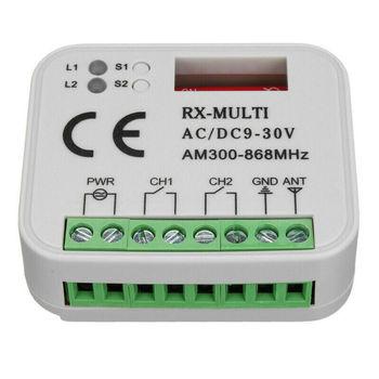 433.92MHz receiver for Cardin S449 Rolling Code Remote control for CARDIN garage door gate 433 92mhz receiver for cardin s449 rolling code remote control for cardin garage door gate