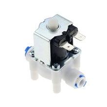 Solenoid-Valve Normally Electric Water Magnetic-Dispenser-Controller 24V Open DC 12V