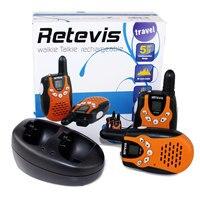 מכשיר הקשר 2pcs ילדים מכשיר הקשר 0.5W PMR רדיו PMR446 FRS VOX עם סוללות נטענות 2 Way רדיו Comunicador (3)
