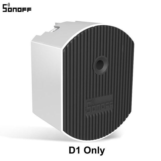 SONOFF D1 Wifi Smart Dimmer Switch DIY Smart Home Switch Module Light Adjustment