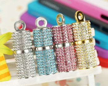 Lovers Presentes Jewelry Usb Stick Pen Drive 64GB Usb Flash Drive 128GB 32GB 16GB 8GB Memory Stick 1TB 2TB Necklace Chain Gift