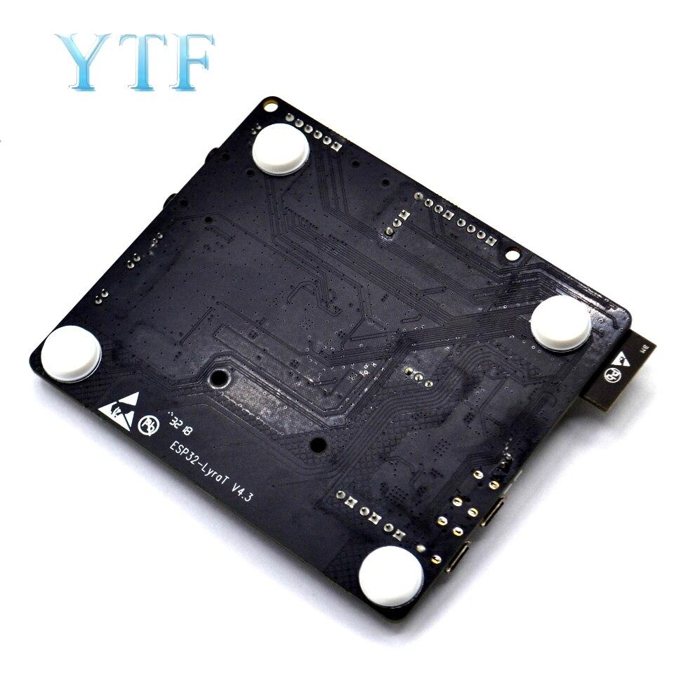 Image 5 - ESP32 LyraT لأدوات تطوير الصوت IC أزرار ، وعرض TFT والكاميرا المدعومة ESP32 ليرات ESP32 LyraTملحقات لوحة العرضالكمبيوتر والمكتب -
