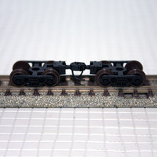 1/2/5/10 Pcs 1:160 Train Bogie Model Train Wheel Bogie Set For N-Scale Train Model Kit For Sand Table Building Decor(China)