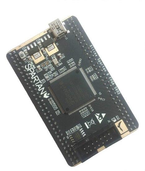 FPGA Core Board Development Board S602 XILINX SPARTAN-6 XC6SLX9 Open Source Hardware