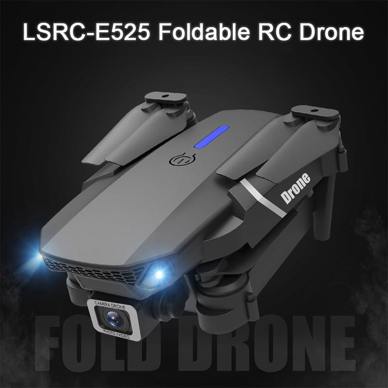 E525 Mini Drone 4K Altitude Hold Foldable RC Quadcopter Remote Control Drone With 4K 1080P Single Dual Camera For Kids  amp  Adults