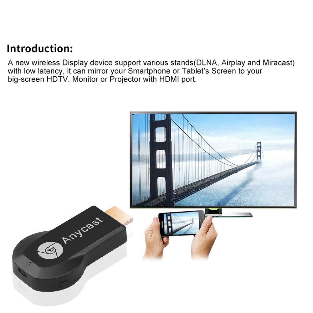 cheapest TV Stick Video WiFi Display Dongle HD Digital HDMI Media Video Streamer TV Dongle Receiver For Chromecast 2 3 Chrome Crome Cast