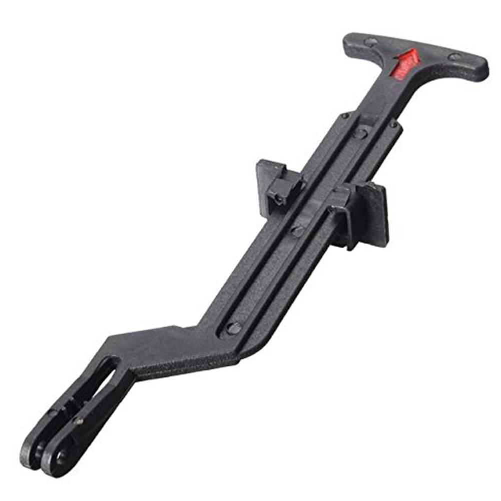 Automobile Black Bonnet <font><b>Hood</b></font> Release Rod Lock Latch Handle Tool OEM3B0823593 for Golf 4 <font><b>Passat</b></font> <font><b>B5</b></font> Car repair tools accessories image