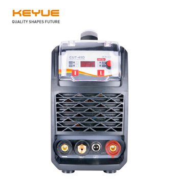 KEYUE CUT-45D CUT MMA 2 in 1 Portable Single Phase 220V 50A Air inverter Plasma Cutter 14mm clean cut Great to all steel