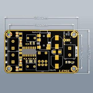 Image 5 - Placa de amplificador de Audio, Pam8406 Digital placa amplificadora de potencia 5W + 5W inmersión Gold Stereo Amp 2,0 Dual Channel Mini Class D