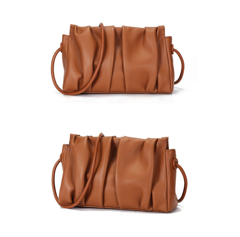 Women Handbag Luxury Messenger Bag Drape Genuine Leather Shoulder Bag H6c642b8e8c6644539f96f9aca9deee58m Bag