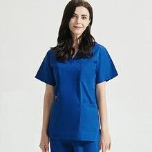 Одежда для стирки быстросохнущая униформа стоматологической