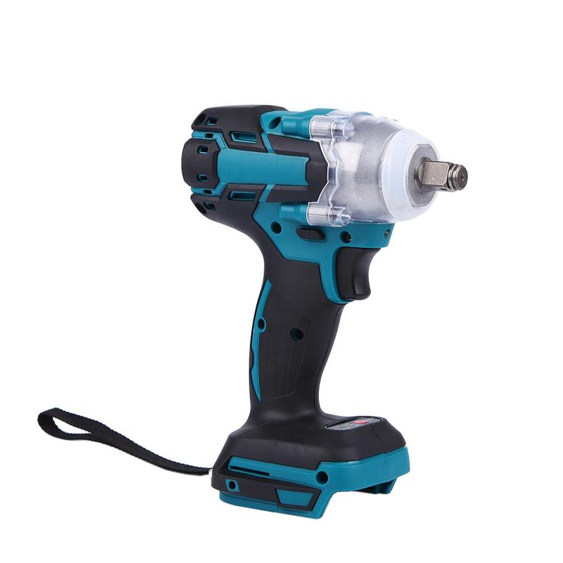 Dreamburgh Hot Electric Wrench Brushless Cordless Screwdriver Power Tools Sockets Torque Impact Wrench Driver For Makita Battery