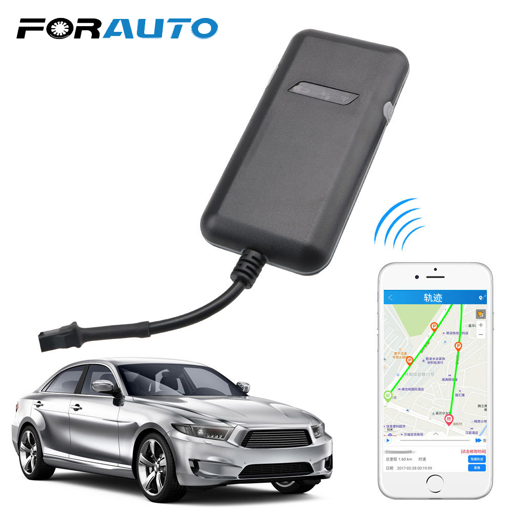 Car GPS Tracker GT02A Locator Real-time Location Tracking High Sensitivity Intelligent Tracking Device Anti-theft Device