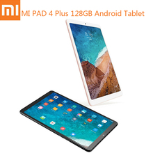 Планшет Xiaomi MI Pad 4Plus, Android, LTE, 10,1 дюйма, 1920x1200, Snapdragon 660, 4 Гб ОЗУ, 128 Гб ПЗУ, 8620 мАч