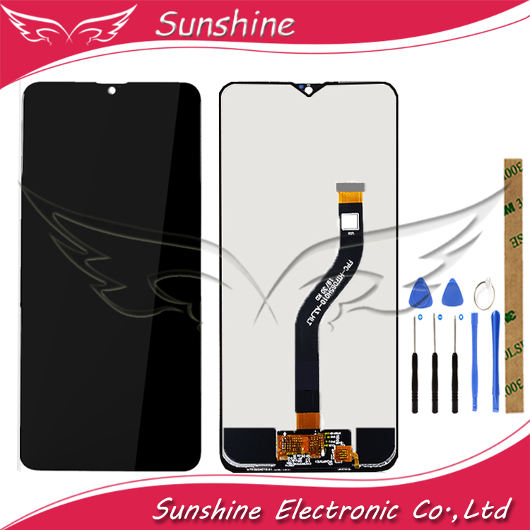 Sunshine Test <font><b>LCD</b></font> Display <font><b>Screen</b></font> For <font><b>Samsung</b></font> <font><b>Galaxy</b></font> <font><b>A20s</b></font> A207 A207FN/DS SM-A207F <font><b>LCD</b></font> With Touch Panel Digitizer <font><b>Screen</b></font> Assembly image