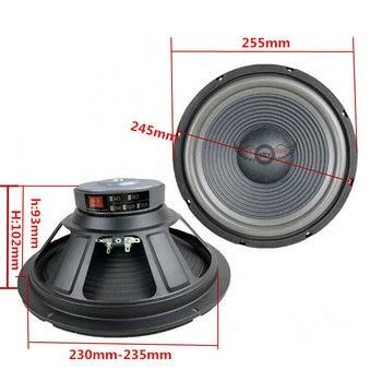 10Inch 8 Ohm Subwoofer Speaker  6