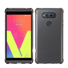 Case Ultra Thin Transparent TPU Gel Skin Phone For LG V20 5.7 Silicon DXAC