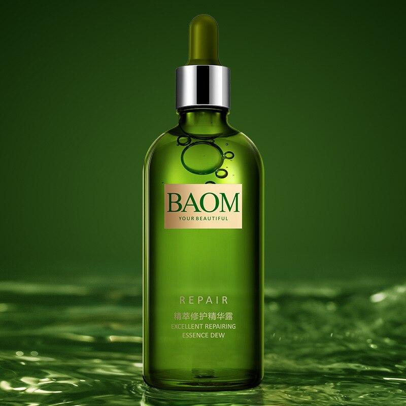 Colágeno 100ML de soro soro rosto skincare Anti-Envelhecimento extrato de algas marinhas de soro facial anti rugas branqueamento antiaging