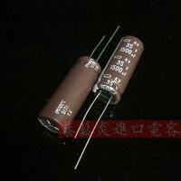 20 pces novo CHEMI-CON nippon ky 35v1500uf 12.5x35mm capacitor eletrolítico 1500uf 35v ncc ky 35v 1500uf
