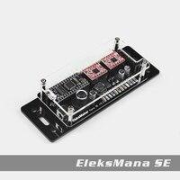 제어 보드 v3.2 2 축 eleksmana se xy 축 (케이스 포함) cnc 레이저 조각기 컨트롤러 스테퍼 모터 드라이버 컨트롤러 보드|CNC 컨트롤러|   -