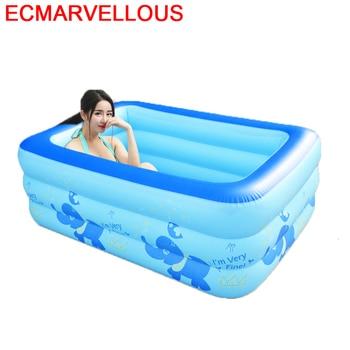 Shampooer Portable Banho Foot Baignoire Pliable Swiming Pool Sauna Hot Bath Tub Banheira Inflavel Inflatable Bathtub