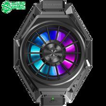 Оригинальный кулер Black Shark FunCooler Pro, охлаждающий чехол, вентилятор Mi Back Clip, совместим с Bluetooth для IOS/Android ROG Xiaomi Fun Cooler