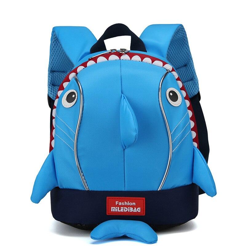 Kindergarten Backpack 3D Cartoon Children Mini School Bag For Girl Boys Preschool Bags Children School Bags Baby Backpacks Kids