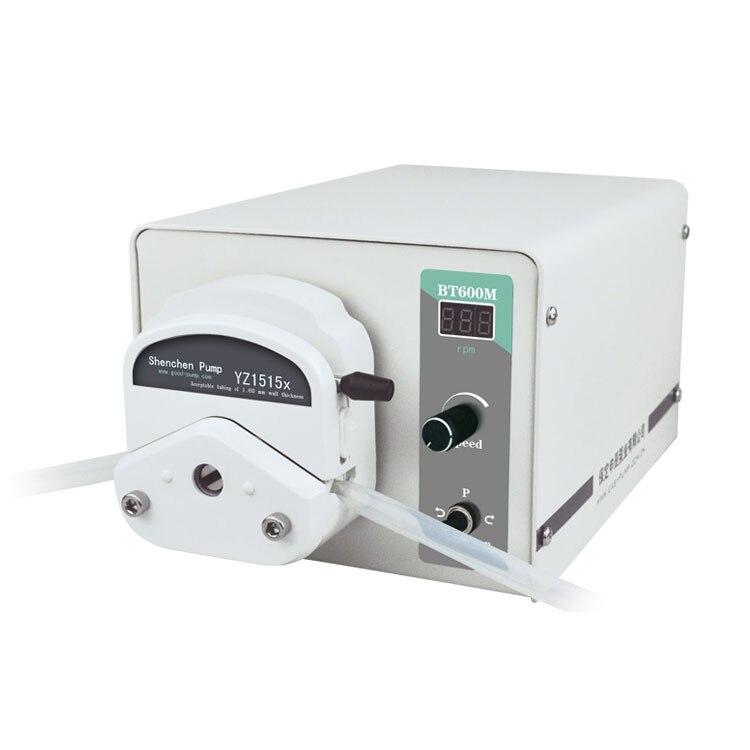 Shenchen Cheap CE And ROHS Peristaltic Pump 8l Golden Supplier Bleach Peristaltic Pump
