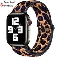 Нейлоновый ремешок-петля для Apple Watch