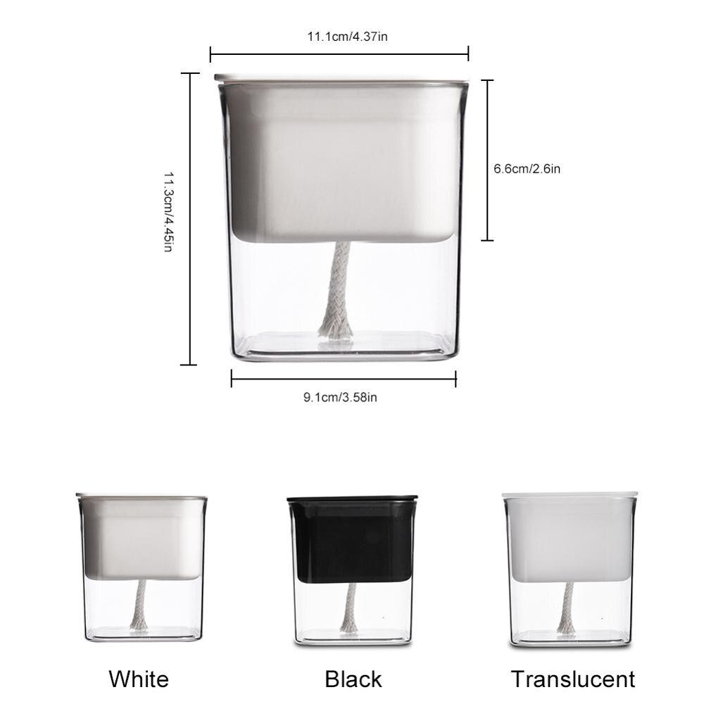 Самополив Креативный Прозрачный Визуальный Растение Горшок Автоматический Вода Поглощение Гидропоника Горшок +Идеально для офиса спальни кухни