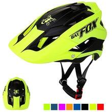 BATFOX Cycling Bicycle Helmet Casco Ciclismo Women Men MTB Bike Mountain Road Cy