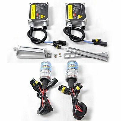 Wotefusi 12Wotefusi 55W H8 8000K Car Hid Ballast Kit Xenon Bulbs Headlight