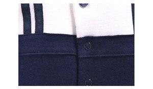 Image 5 - בני תינוק חדשים ובנות Bodysuits אדון של סרבלי תינוק בגדי תינוק בגדי יילוד Clothescotton O צוואר Bodysuits